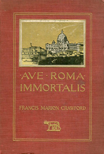 Ave Roma Immortalis, Vol. 1 PDF