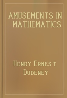 Amusements in Mathematics PDF