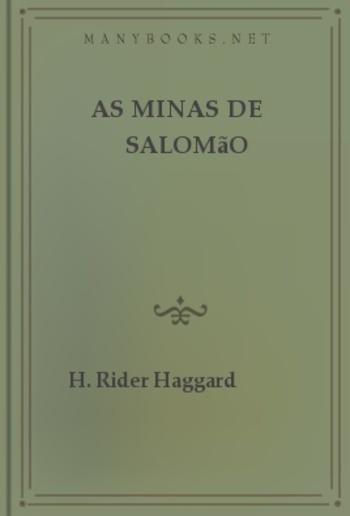 As Minas de Salomão PDF