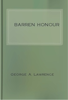 Barren Honour PDF