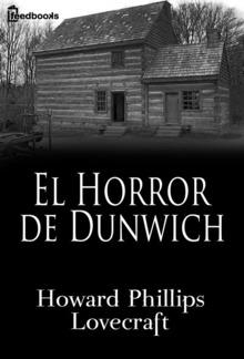 El Horror de Dunwich PDF