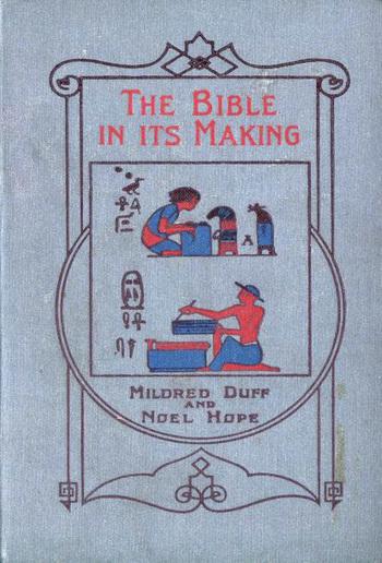 Bible in its Making PDF