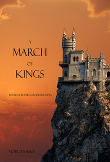 A March of Kings (Book #2 in the Sorcerer's Ring series) PDF