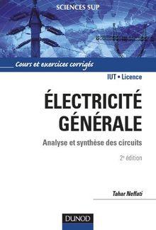 Électricité générale - 2ème édition PDF