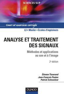 Analyse et traitement des signaux - 2ème édition PDF