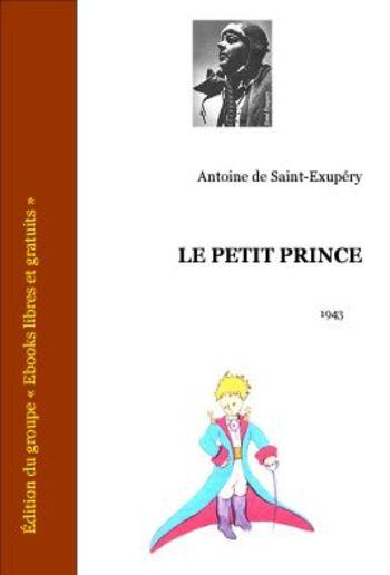 Little Prince Antoine Saint Exupery Pdf
