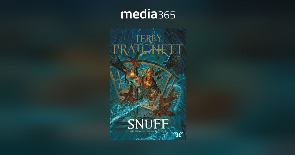 Snuff Terry Pratchett Pdf