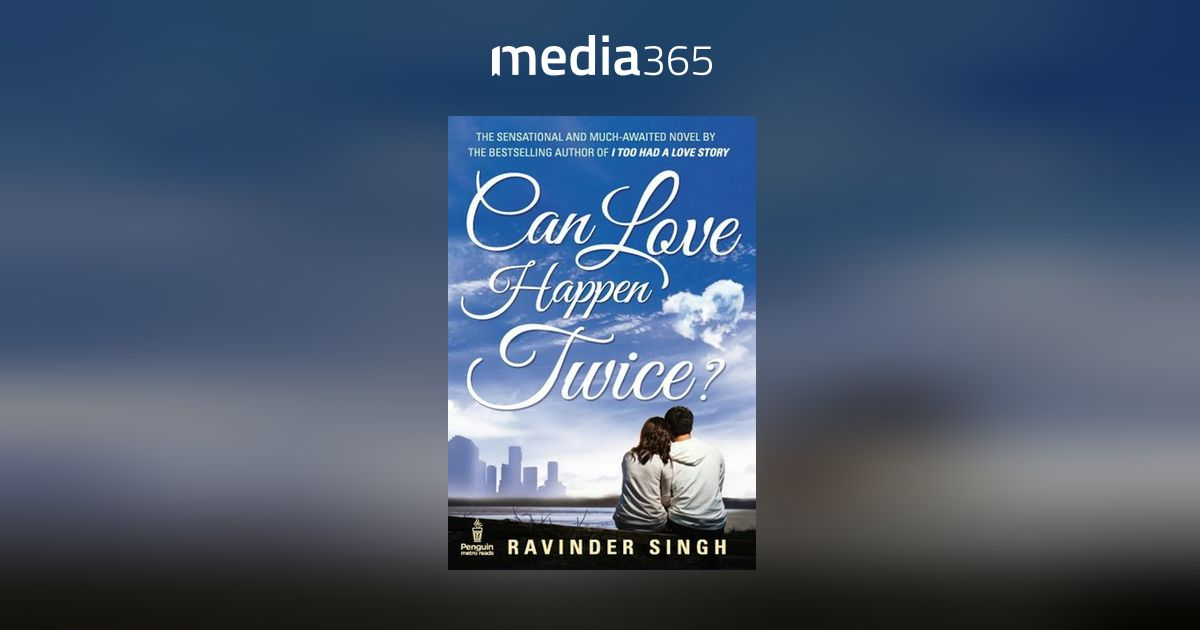 Can Love Happen Twice By Ravindra Singh Pdf