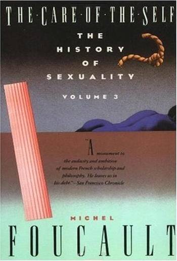 Foucault history of sexuality the care of the self pdf