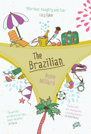 The Brazilian: brilliantly witty holiday read exposing the garish world of reality TV PDF