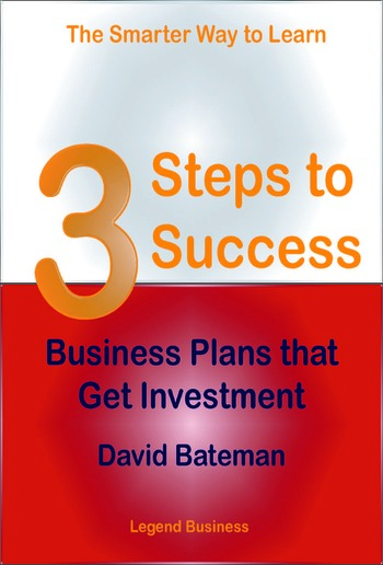 3 Steps to Success: Business Plans that Get Investment PDF