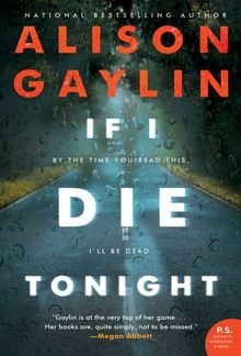 If I Die Tonight PDF