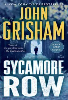 Sycamore Row PDF