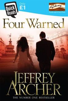 Four Warned (Quick Reads 2014) PDF