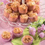 Ricetta dei mini muffin con pasta di mandorle