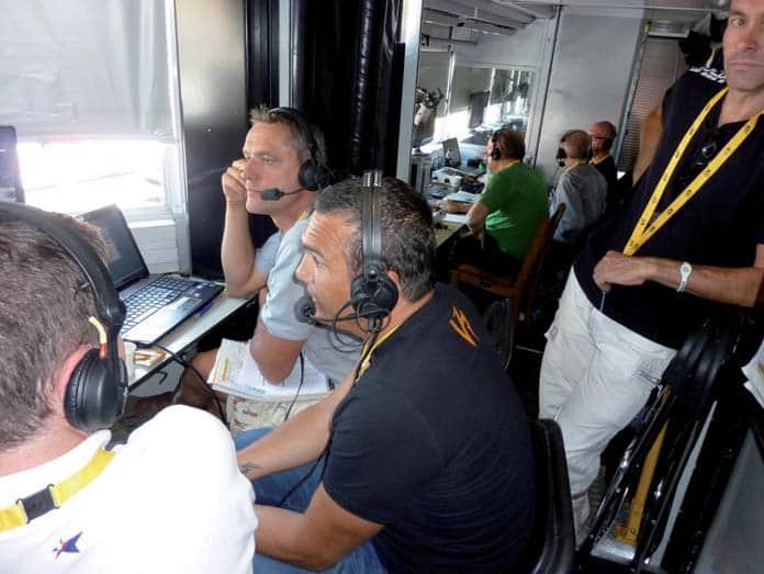 Sean Kelly, Richard Virenque e Jacky Durand: dai pedali al microfono