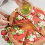 """Torta """"che pizza!"""": come preparare un dolce che sembra una margherita"""