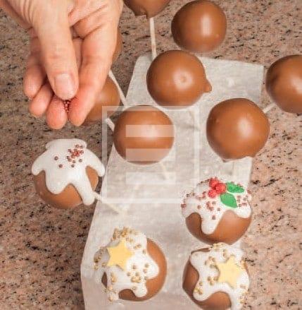 Ricetta dei leccalecca e bon bon al cioccolato