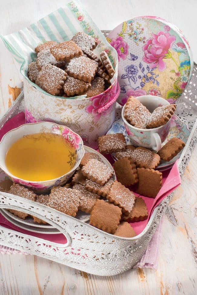 Biscotti nerelli: frollini morbidi al cacao