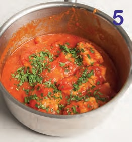 Filetti di merluzzo al pomodoro: ricetta illustrata