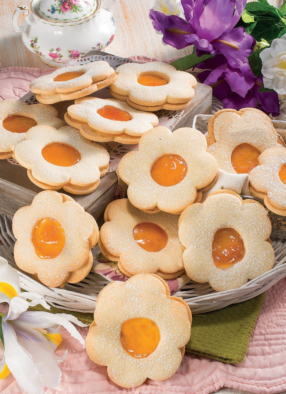 Biscotti di frolla senza glutine con marmellata: ricetta gluten free