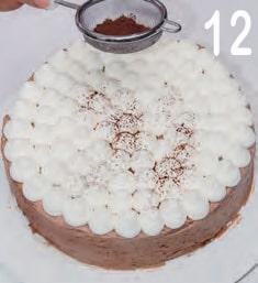 Torta al mascarpone e cioccolato fondente