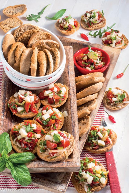 Verdura, frutta e insalate: vi presentiamo il menù dell'estate