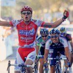 Fabio Taborre vince il Memorial Pantani: «Era il mio mito da ragazzo»