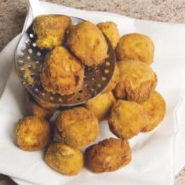 Polpette di pollo arrosto alla fontina: ricetta illustrata