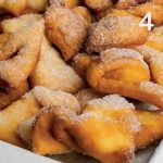 Speciale Carnevale: frittelle annodate all'arancia