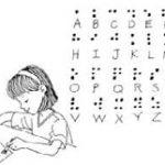 Ecco lo storia dell'alfabeto Braille, per non vedenti