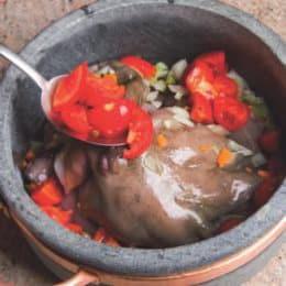 Polpi al tegame con pomodorini: una ricetta facilissima!