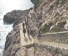 Camminare in riva al mare a Montecarlo: i sentieri costieri in Francia