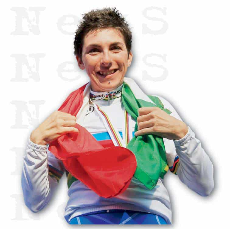 """Giorgia Bronzini: """"Noi donne cicliste valiamo quanto gli uomini"""""""