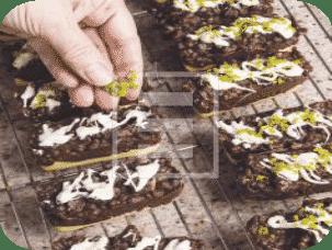 Ricetta della Barrette al cioccolato, uno snack gustoso