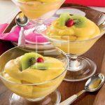 Crema all'arancia e vaniglia: ricetta per un dolce al cucchiaio freschissimo!