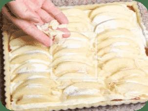 Ricetta della Crostata di mele e ricotta: un dolce buongiorno
