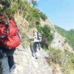 Escursione in Liguria: da San Rocco a Camogli lungo la Via dei Tubi