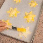 Snack a forma di luna e stella per il tuo party... stellare!
