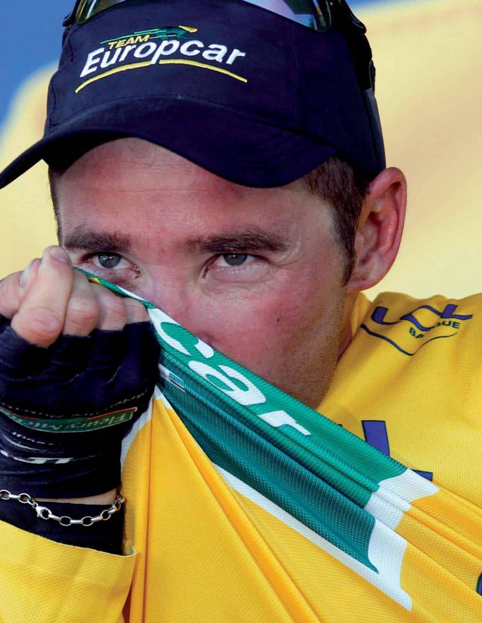 Thomas Voeckler: la  seconda figlia a poche ore dal Tour de France