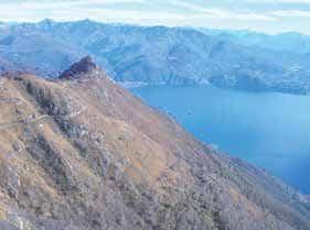 Escursione a spasso sulle cime del Lago Maggiore