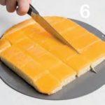 Torta con albicocche e pesche sciroppate