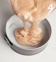 Torta pere e cioccolato, ricetta senza glutine
