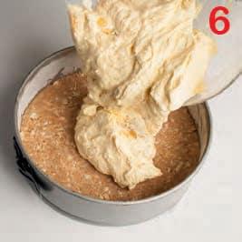 Dolcissimo cheesecake con confettura di fichi