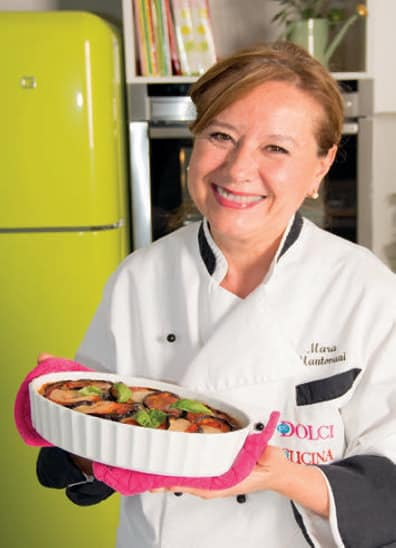 Parmigiana di melanzane: la ricetta di chef Mara