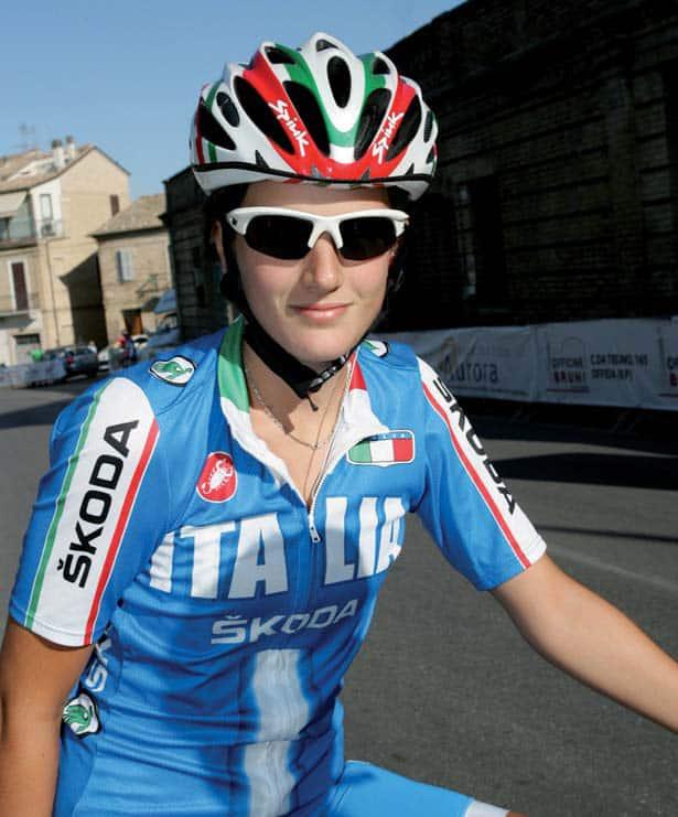 Maria Giulia Confalonieri conquista l'oro a Mosca nella corsa a punti