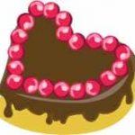 Dal matrimonio di Maria e Mimmo, ecco la torta nuziale