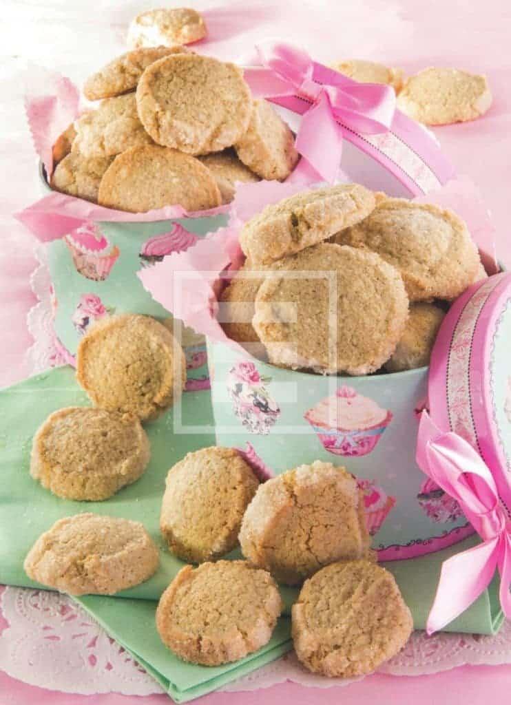 Biscotti di grano saraceno e mandorle allo Strega… semplici e deliziosi!