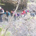 Sentiero natura della Val Gargassa. Ecco il percorso dell'escursione
