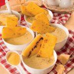 Ricetta della Crema al Parmigiano: ottima per aprire ogni cena!